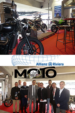 Location Moto Nice Allianz Riviera