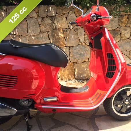 Location scooter 125 Cannes