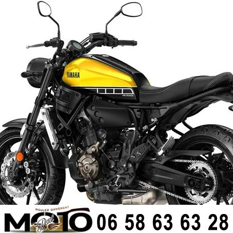 essai yamaha xsr 700 location yamaha cannes. Black Bedroom Furniture Sets. Home Design Ideas