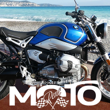 Location moto Cannes BMW