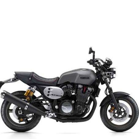 Location moto Cannes Yamaha xjr 1300 Racer