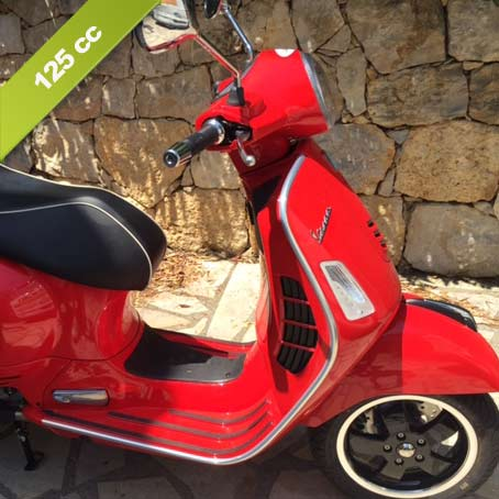Location scooter Antibes
