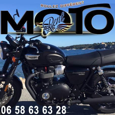 Triumph Bonneville T100 Rentals On The French Riviera