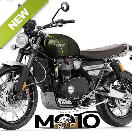 Location Triumph Scrambler 1200